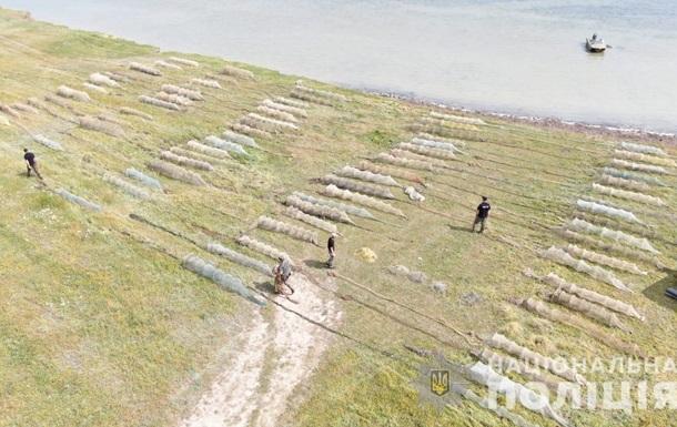 На Херсонщине предупредили незаконный вылов редких видов рыбы и креветок