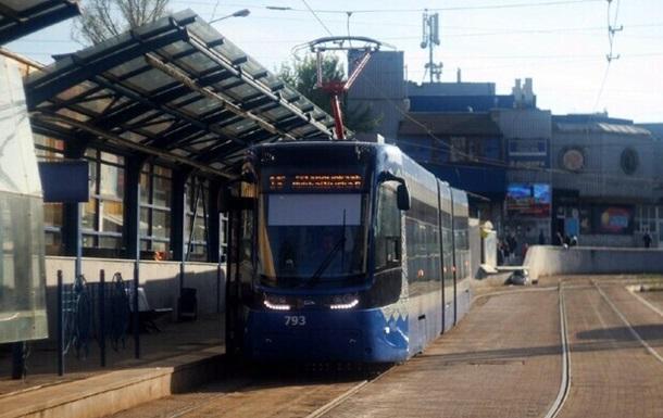 Влітку в Києві скасують рух одного маршруту швидкісного трамвая