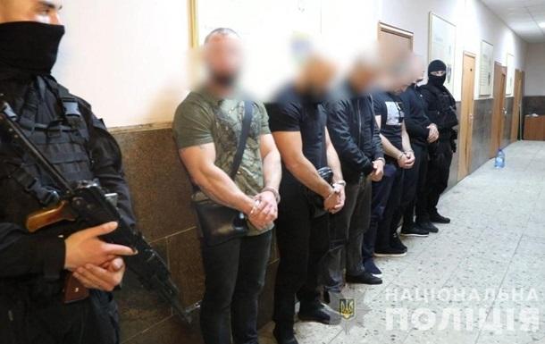 У Львові та Мукачеві затримали членів банди