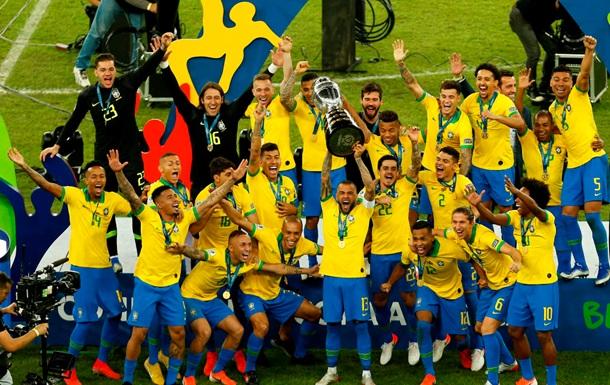 Кубок Америки проведуть у Бразилії