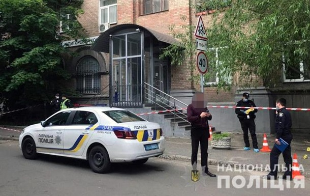 Стрельба в центре Киева: стали известны подробности