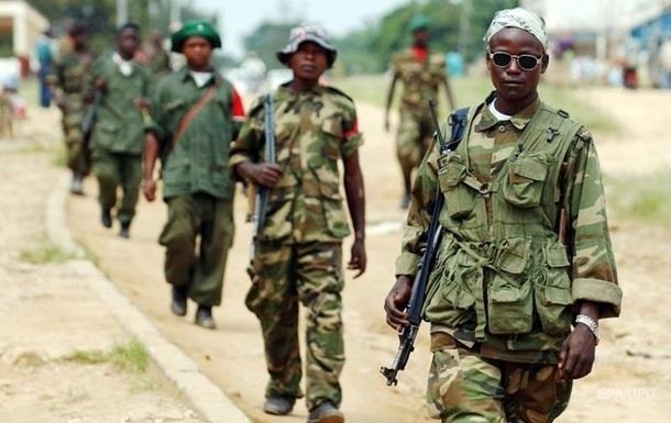 В Конго боевики убили полсотни мирных жителей