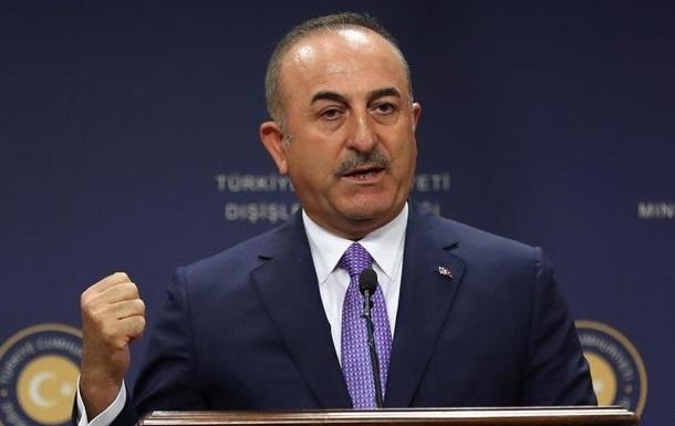 Турция напомнила РФ свою позицию по Крыму