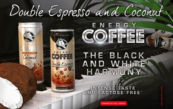 Асортимент кавових напоїв з льодом бренду HELL поповнився двома новинками