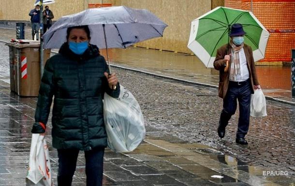 В Україні у перший день літа погіршиться погода