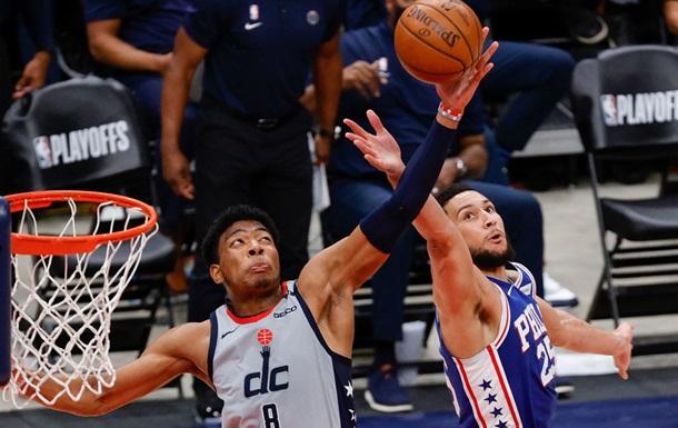 НБА: Вашингтон прибрав Леня зі старту і виграв перший матч проти Філадельфії
