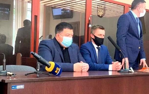 Тупицький вперше прийшов до суду, але не з явилися прокурори