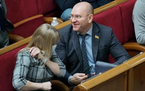 В Раде объявили об исключении Шевченко из фракции Слуга народа