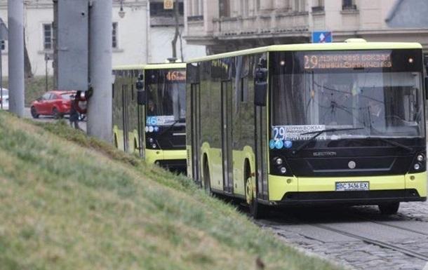 Города Украины повышают стоимость проезда