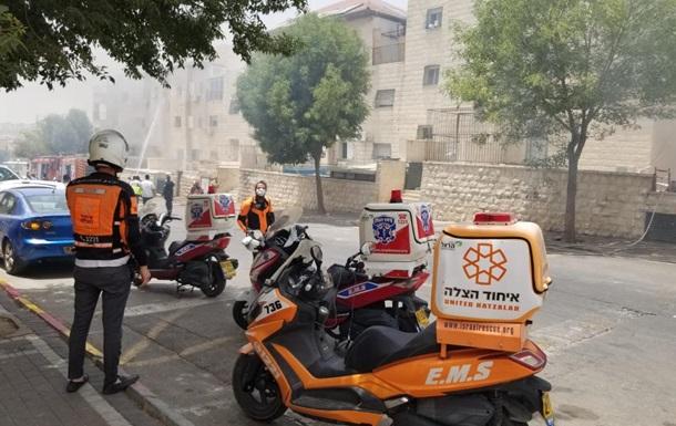 В Ізраїлі через спеку почалися пожежі