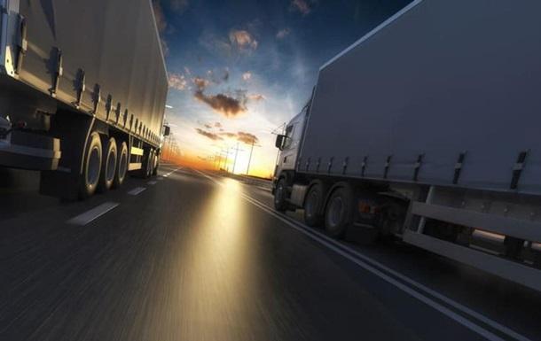 В Україні введено заборону на рух вантажівок