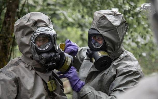 У Прип яті пройшли навчання протидії  брудній бомбі