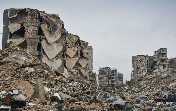 За роки війни в Сирії загинули майже півмільйона людей