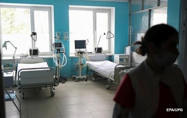 В Україні почали закриватися COVID-відділення через відсутність пацієнтів