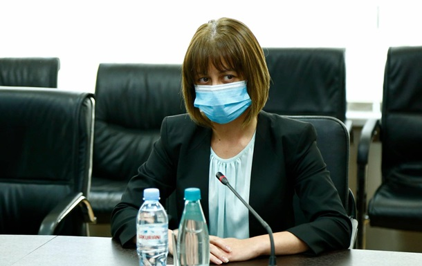 Глава грузинського МОЗ захворіла на COVID-19 після щеплення