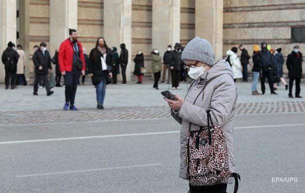 В Україні з початку пандемії 2,2 млн хворих