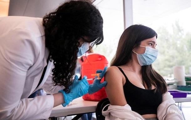 В США жителям ввели уже почти 300 миллионов вакцин против COVID-19