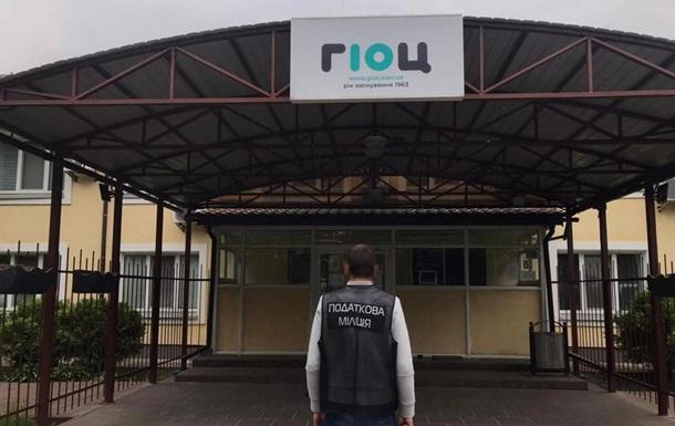 ДФС обшукує інформаційно-обчислювальний центр Києва