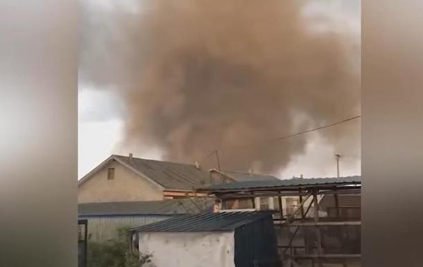 На Китай обрушился торнадо: есть жертвы