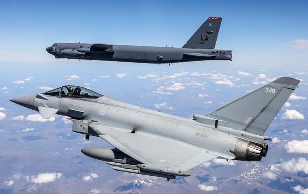 Авіація НАТО провела масштабні навчання в Європі