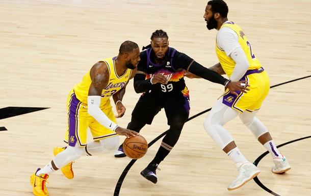 НБА: Бруклін обіграв Бостон, Лейкерс програли Фініксу