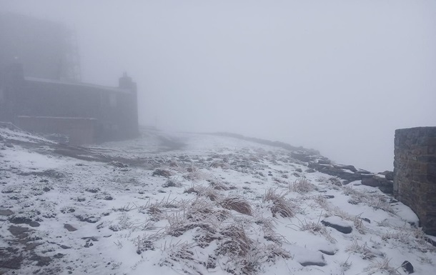 Літні снігопади в Карпатах не є аномалією - синоптик