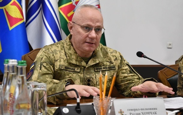 Хомчак назвав  гарячі  напрямки на Донбасі