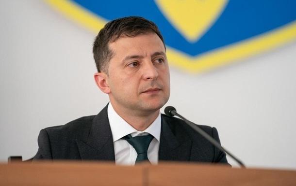Зеленський ввів в дію рішення РНБО щодо Донбасу