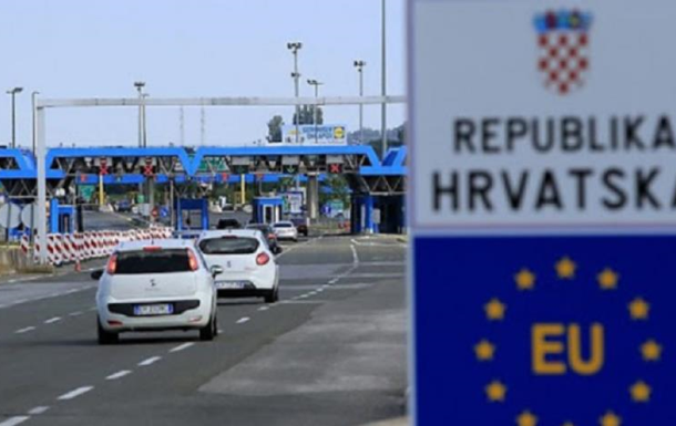 Хорватія спростила правила в`їзду в країну
