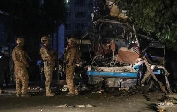 В Афганистане в результате взрыва заминированного авто погибли люди