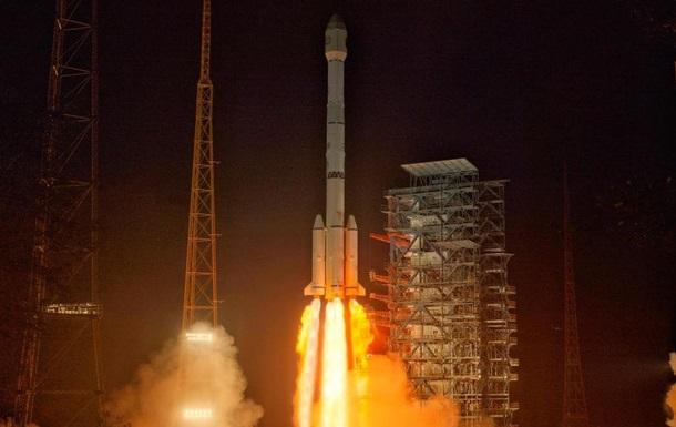 Китай вивів на орбіту метеорологічний супутник