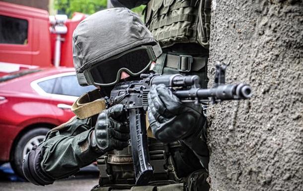 В Одессе провели учения по действиям при стрельбе в школе