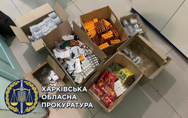 У Харкові аптеки незаконно продавали нарковмісні ліки - СБУ