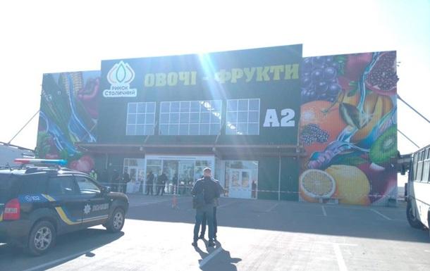 У Києві під час конфлікту на ринку постраждали троє поліцейських