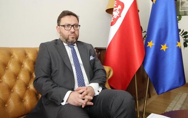 Польща може бути майданчиком для переговорів щодо Донбасу - посол