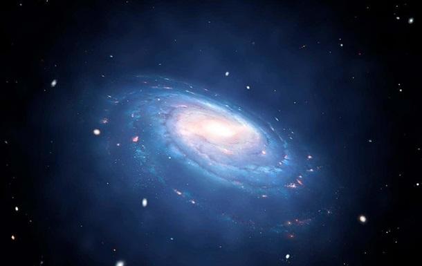 Темную материю контролируют особые силы в другом измерении – ученые