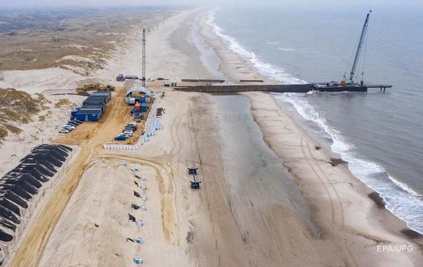Данія заборонила будівництво газопроводу Baltic Pipe