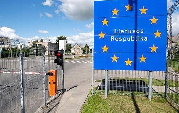 Литва посилить охорону кордону з сусідньою Білоруссю