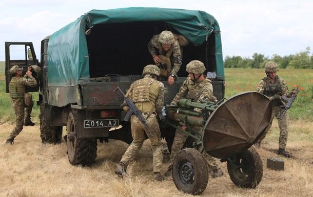 Тишу  на Донбасі порушили на третю добу