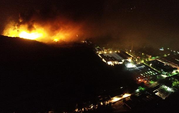 У Сербії вночі гриміли вибухи на збройовому заводі