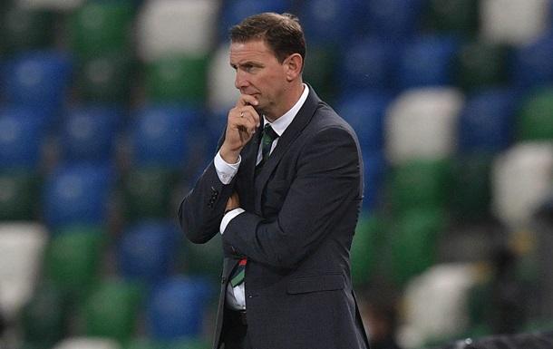 Тренер Северной Ирландии: Мы знали, что нас ожидает тяжелый матч против Украины