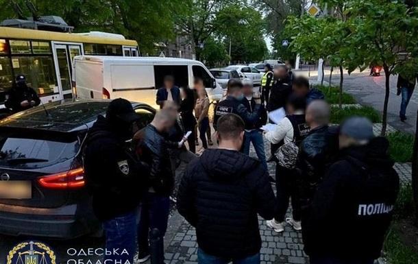 В Одессе задержаны полицейские, которые занимались сутенерством