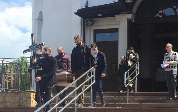 У Львові поховали загиблого на екскурсії 12-річного школяра