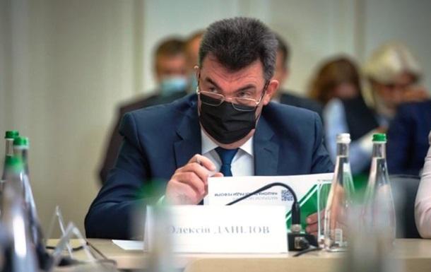 Данілов: Німеччина і Франція мають нести відповідальність за анексію Криму