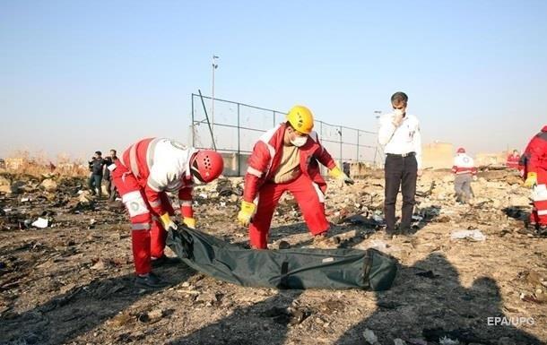 Збитий рейс МАУ: Іран запропонував по $150 тисяч компенсацій