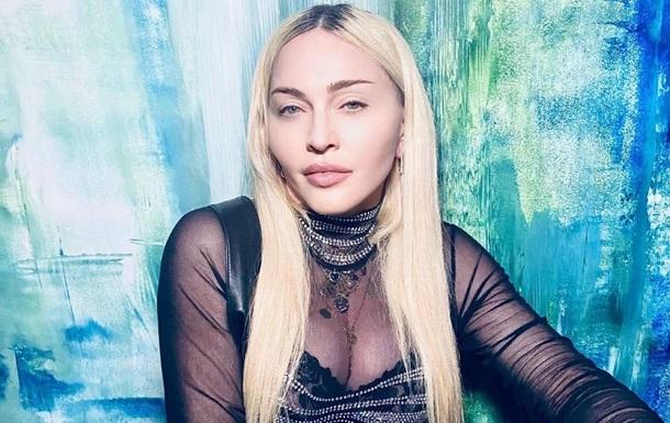 Мадонна відсвяткувала 90-річчя свого батька