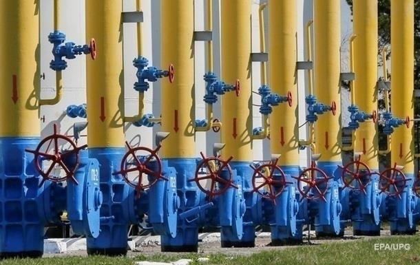 Україна різко скоротила закачування газу в 2021 році
