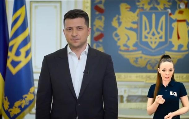 Зеленский: Статус олигархов обсудим на референдуме