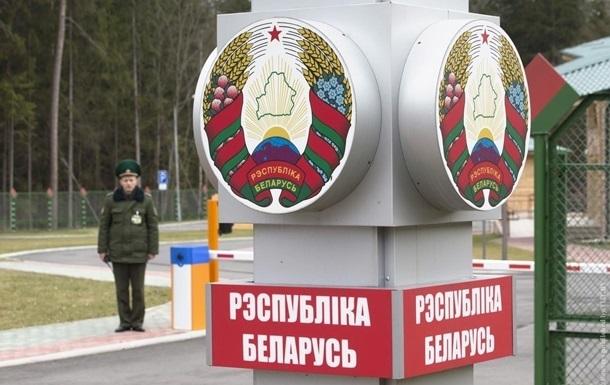 Білорусь затримала авто з диппоштою Литви