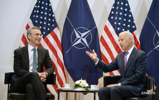 Байден і Столтенберг зустрінуться до саміту НАТО
